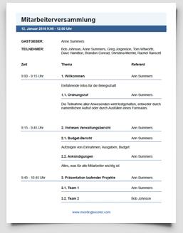 Einladung Mitgliederversammlung Verein Muster