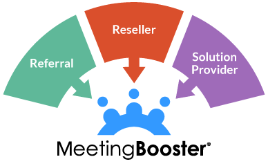 Become a MeetingBooster Partner
