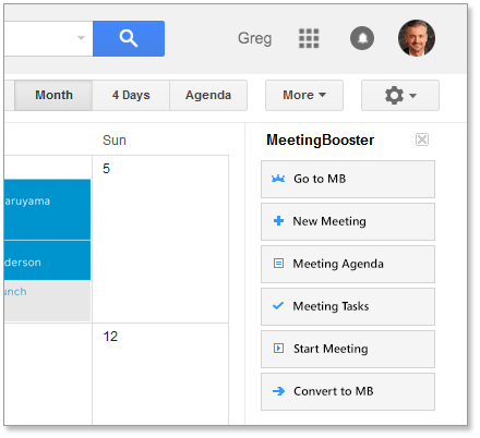 Install the MeetingBooster MS Outlook Plugin