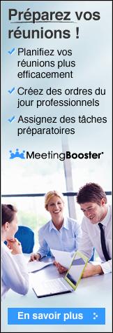 Préparez vos réunions